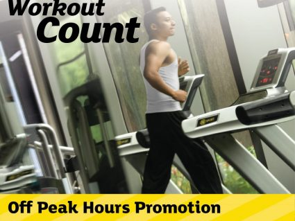 Gym Happy Hour Promo!!